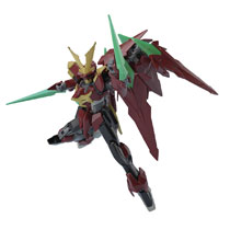 Image: Build Fighters Gundam Model Kit: Ninpulse Gundam  (1/144 scale) - Bandai Hobby