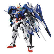 Image: MG Mobile Suit Gundam XN Raiser 00V 1/100 Model Kit  - Bandai Hobby