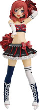 Image: Love Live School Idol Maki Nishikino Figfix  (Cheerleader version) - Max Factory