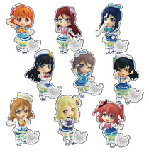 Image: Love Live Sunshine Niitengo Collection 9-Piece Display  - Passage Trading Co., Ltd