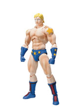 Image: Kinnikuman S.H.Figuarts Action Figure: Terryman  (Newly Colored edition) - Tamashii Nations