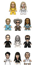 Image: Kill Bill Vol1 Collection Titans Mini-Figure 18-Piece Blind Mystery Box Display  - Titan Books Uk