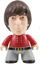 Image: Monkees Vinyl Figure: Davy Jones  (4.5-inch) - Titan Books Uk