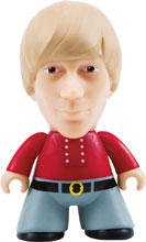 Image: Monkees Vinyl Figure: Peter Tork  (4.5-inch) - Titan Books Uk