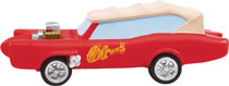 Image: Monkees Vinyl Figure: Monkeemobile  (4.5-inch) - Titan Books Uk