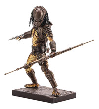 Image: Predator Figure: City Hunter  (1/18 scale) - Hiya Toys