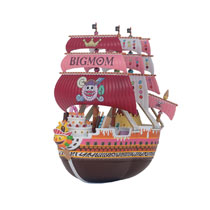 Image: One Piece Big Mom Pirate Ship Grand Ship Model Collection  - Bandai Hobby