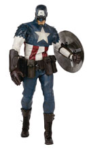 Image: Marvel X Threea Scale Figure: Captain America  (1/6-scale) - Three A Trading Company Ltd