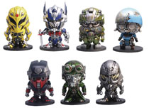 Image: Transformers Last Knight PVC Figure Box Set B  (2 inch) - Hero Cross Co. Ltd
