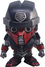 Image: Transformers Last Knight PVC Figure: Hot Rod  (2-inch) - Hero Cross Co. Ltd