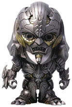 Image: Transformers Last Knight PVC Figure: Megatron  (2-inch) - Hero Cross Co. Ltd
