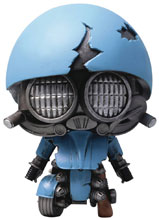 Image: Transformers Last Knight PVC Figure: Sqweeks  (4-inch) - Hero Cross Co. Ltd
