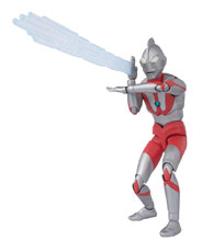 Image: Ultraman S.H.Figuarts Action Figure  (A Type version) - Tamashii Nations