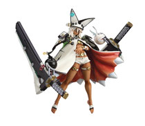 Image: Guilty Gear XRD Ramlethal PVC Figure  (1/7 scale) - Max Factory