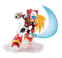 Image: NXEdge Rockman X Unit Zero Megaman X Figure  - Tamashii Nations