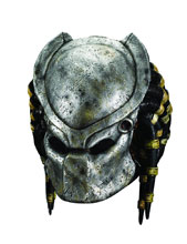 Image: Predator Full Overhead Deluxe Latex Mask  - Rubies Costumes Company Inc
