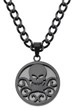 Image: Marvel Necklace: Hydra Logo  (24-inch) - Sales One LLC