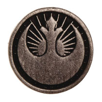 Image: Star Wars Lapel Pin: Rebel Alliance  - Bioworld Merchandising