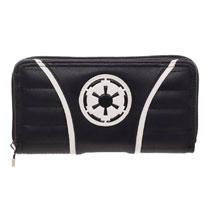 Image: Star Wars Zip Around Wallet: Empire  - Bioworld Merchandising
