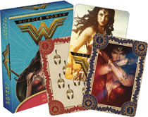 Image: Wonder Woman Movie Playing Cards  - Nmr Distribution America