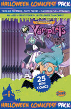 Image: HCF 2018 Vamplets: Undead Pet Society Polypack Bundle  - Diamond Publications