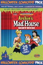 Image: HCF 2018 Archies Madhouse Mayhem Polypack Bundle  - Diamond Publications