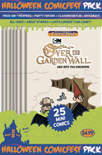 Image: HCF 2018 Over the Garden Wall Polypack Bundle  - Diamond Publications