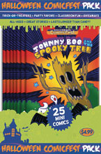 Image: HCF 2018 Johnny Boo & the Spooky Tree Polypack Bundle  - Diamond Publications