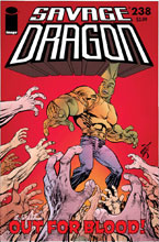 Image: Savage Dragon #238 - Image Comics