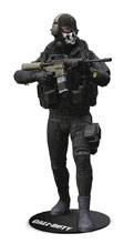 Image: Call of Duty: Simon Ghost Riley 7-Inch Action Figure Case  - Tmp Toys / Mcfarlane's Toys