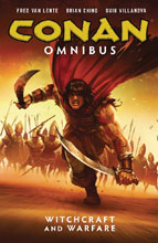 Image: Conan Omnibus Vol. 07: Witchcraft and Warfare SC  - Dark Horse Comics