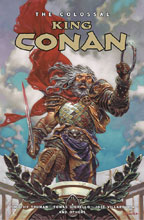 Image: Colossal King Conan HC  - Dark Horse Comics