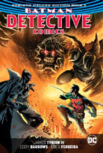 Image: Batman: Detective Comics Rebirth Deluxe Collection Book 03 HC  - DC Comics