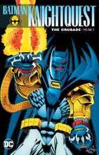 Image: Batman: Knightquest - The Crusade Vol. 02 SC  - DC Comics