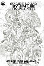 Image: Suicide Squad Unwrapped by Jim Lee HC  - DC Comics