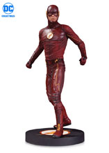 Image: DCTV The Flash Statue: Flash  (variant) - DC Comics