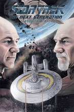 Image: Star Trek: TNG - Through the Mirror SC  - IDW Publishing
