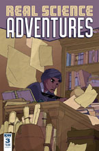 Image: Real Science Adventures: Nicodemus Job #3 (cover A - McClaren) - IDW Publishing