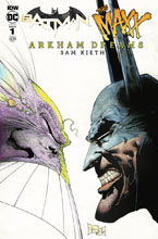 Image: Batman / The Maxx: Arkham Dreams #1 (cover A - Kieth) - IDW Publishing