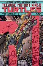 Image: Teenage Mutant Ninja Turtles Ongoing Vol. 13: Vengeance Part 2 SC  - IDW Publishing