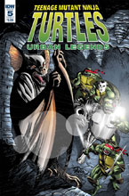 Image: Teenage Mutant Ninja Turtles: Urban Legends #5 (cover A - Fosco) - IDW Publishing