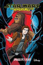 Image: Star Wars Adventures Vol. 04: Smuggler's Blues  - IDW Publishing