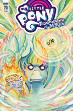 Image: My Little Pony: Friendship Is Magic #70 (cover B - Richard) - IDW Publishing