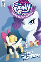 Image: My Little Pony: Ponyville Mysteries #5 (cover B - Murphy) - IDW Publishing