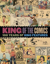 Image: King of Comics: 100 Years of King Features Syndicate SC  - IDW Publishing
