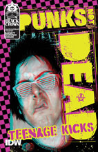 Image: Punks Not Dead Vol. 01: Teenage Kicks SC  - IDW Publishing