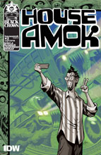 Image: House Amok #2 (cover A - McManus) - IDW Publishing