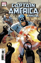 Image: Captain America Annual #1 - Marvel Comics