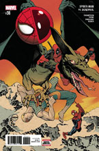 Image: Spider-Man / Deadpool #38 - Marvel Comics