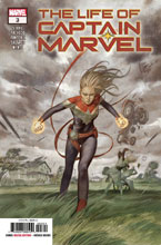 Image: Life of Captain Marvel #3 - Marvel Comics